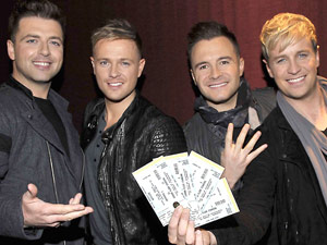 One Direction, Westlife for chart battle