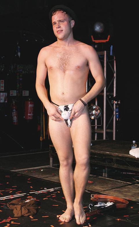 Daniel radcliffe nake