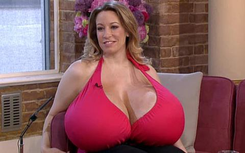 breast Worlds pictures biggest