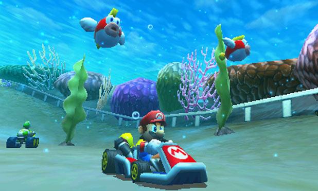 Mario Kart The 10 Worst Ever Tracks