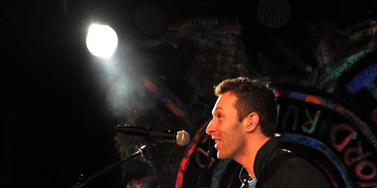 Coldplay Return To Camdens Dingwalls For Radio 2 Gig Pictures