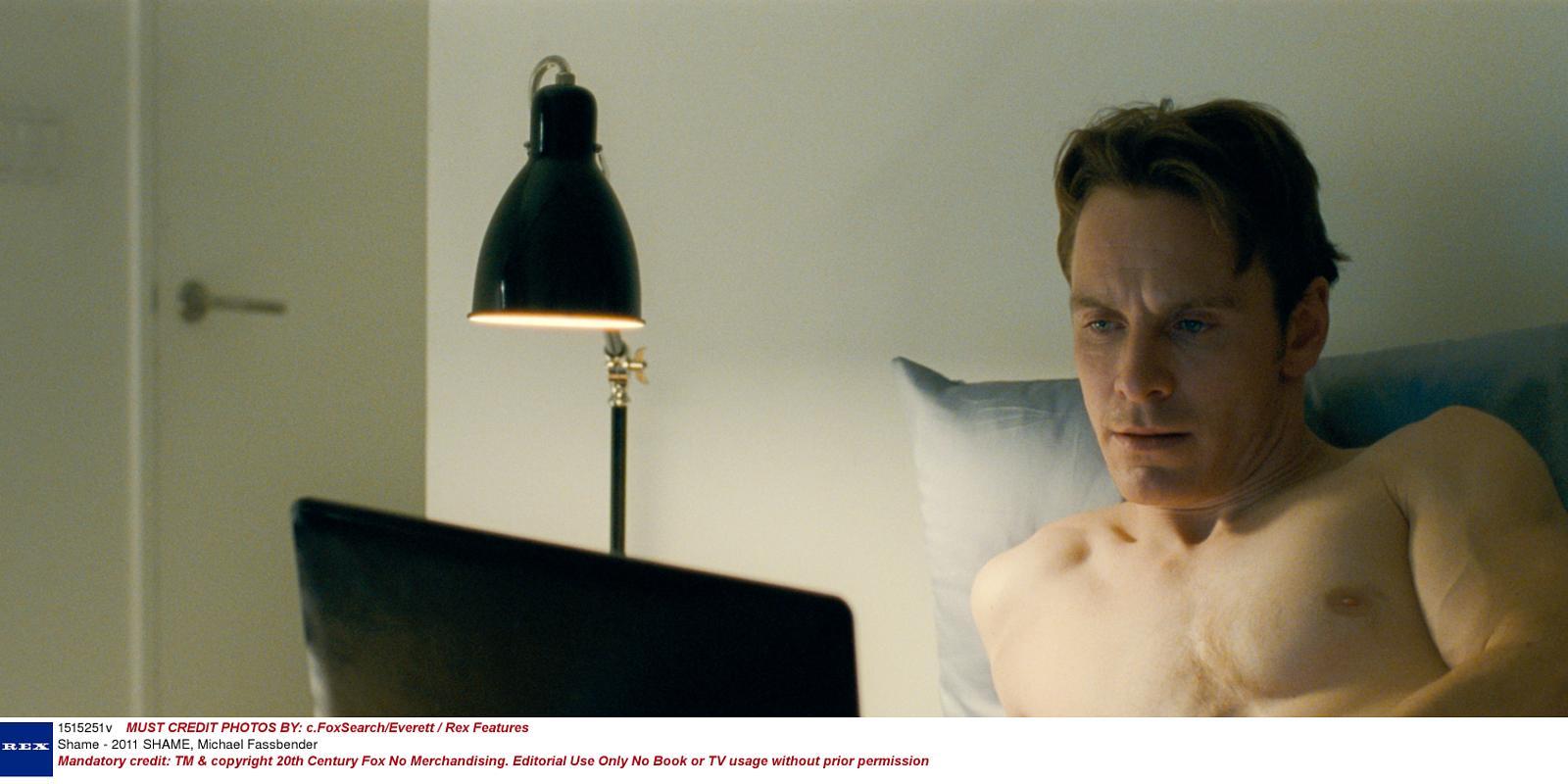 Michael fassbender nude scene