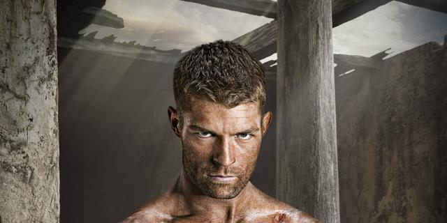 Spartacus Liam Mcintyre