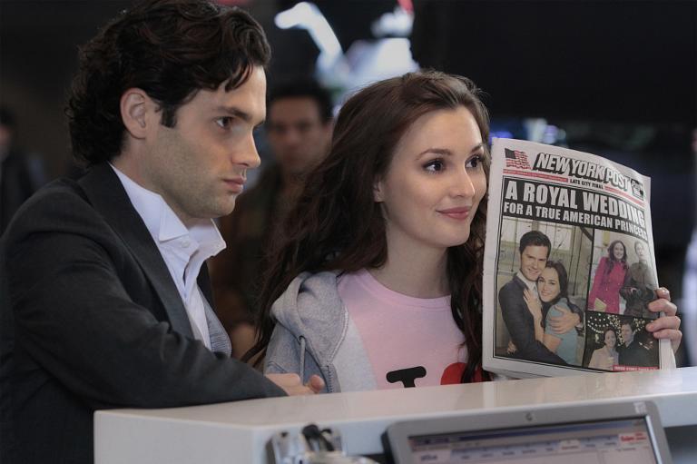 Gossip Girl Dan And Blair