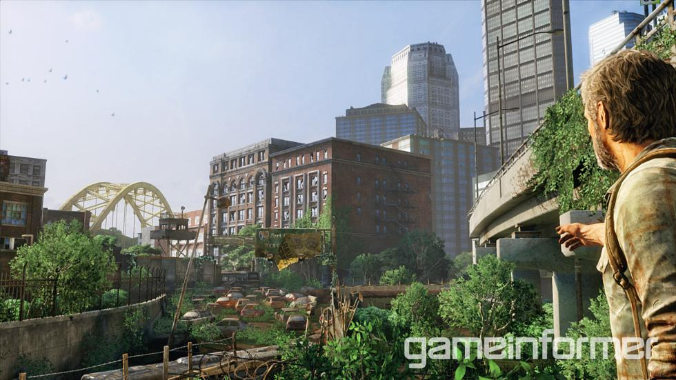 Gaming Gallery The Last Of Us Images - Minecraft last of us map