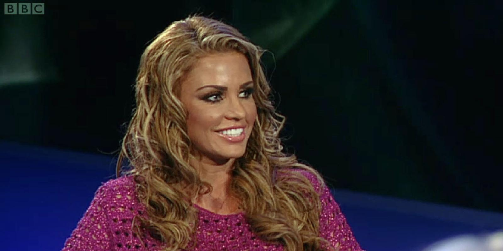 Katie Price Boob Job Age Limit Should Be Increased From