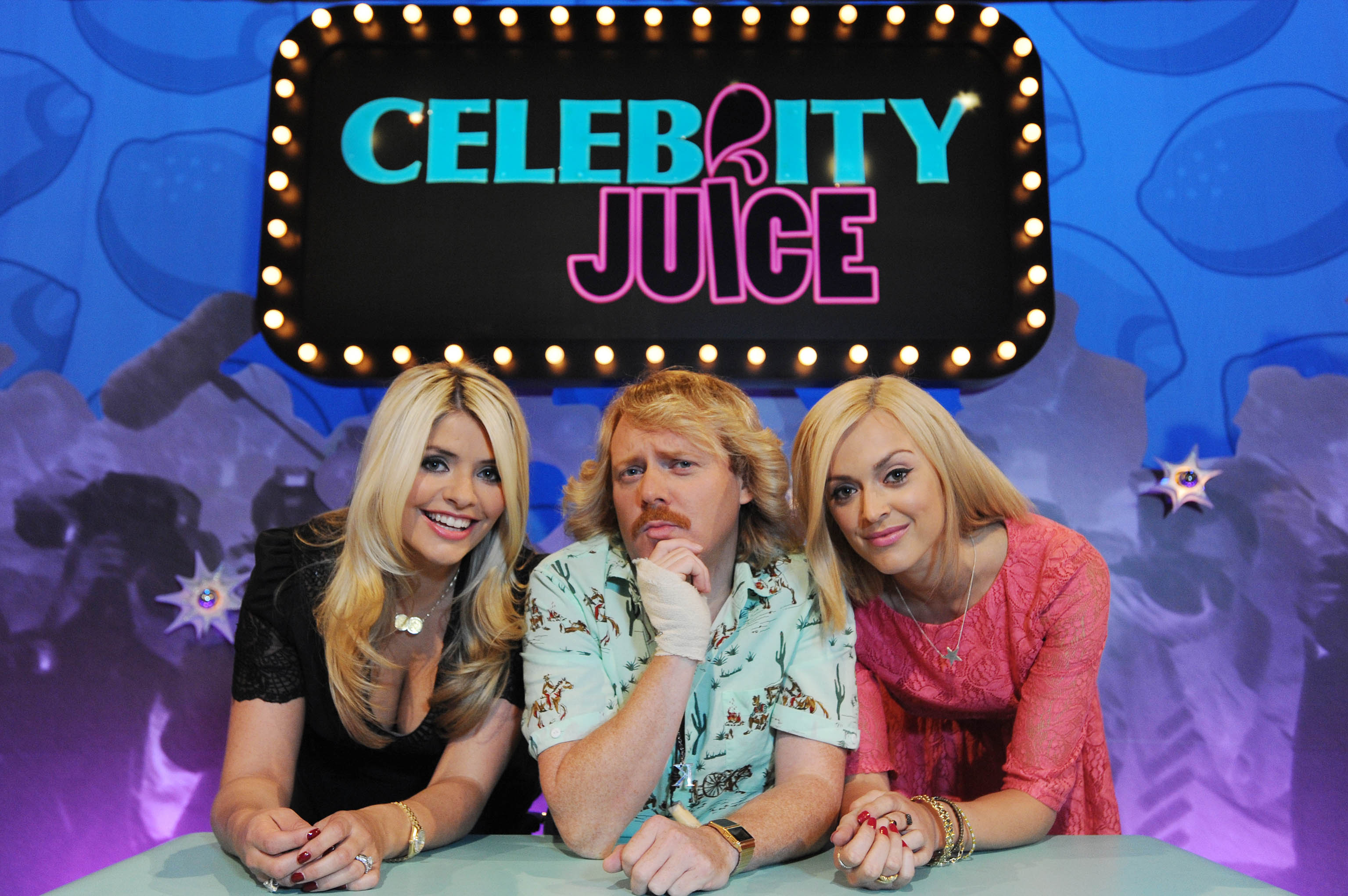 Celebrity Juice - Forces Network