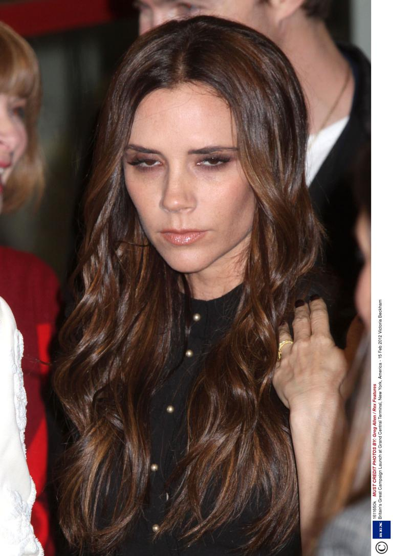 Victoria Beckham: I'm not miserable, I'm exhausted