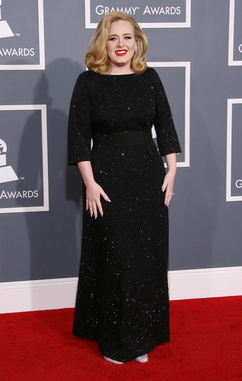 Adele Adkins 2014