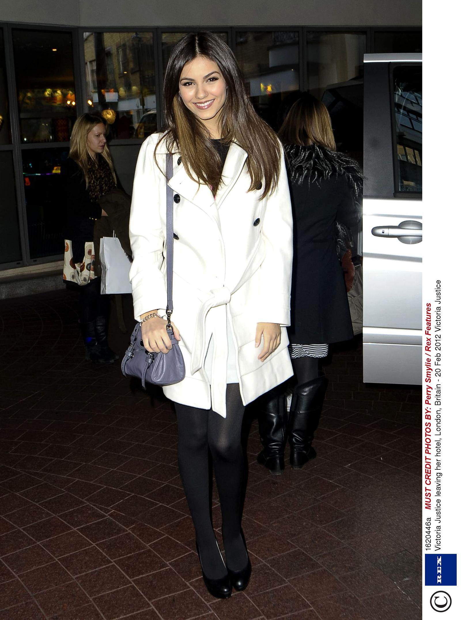 Victoria Justice News | Victoria justice, Winter outfits