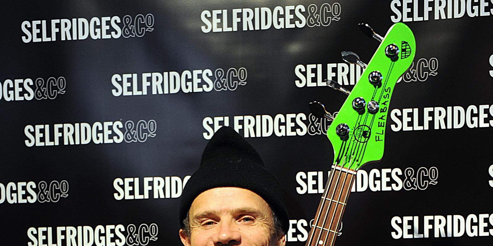 red hot chili peppers flea to release autobiography