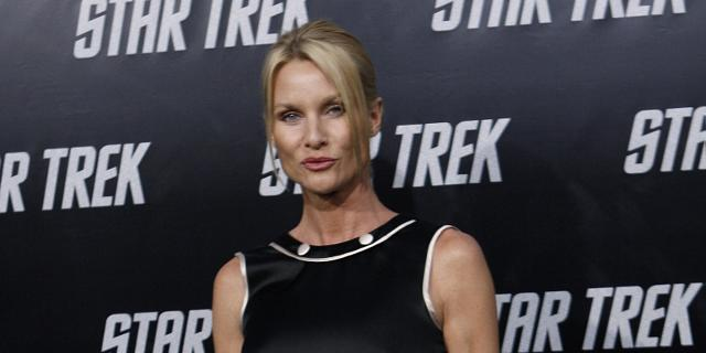 Nicollette Sheridan godfather