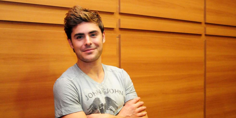 Zac Efron in rare clip from MTV\'s \'Room Raiders\' - watch