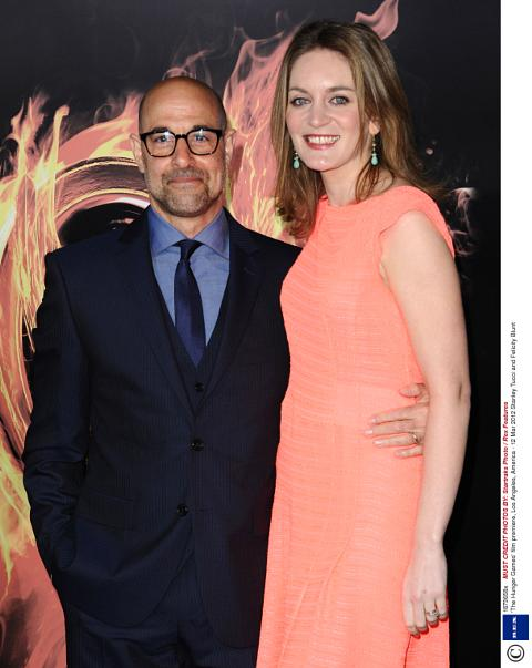 stanley tucci wife