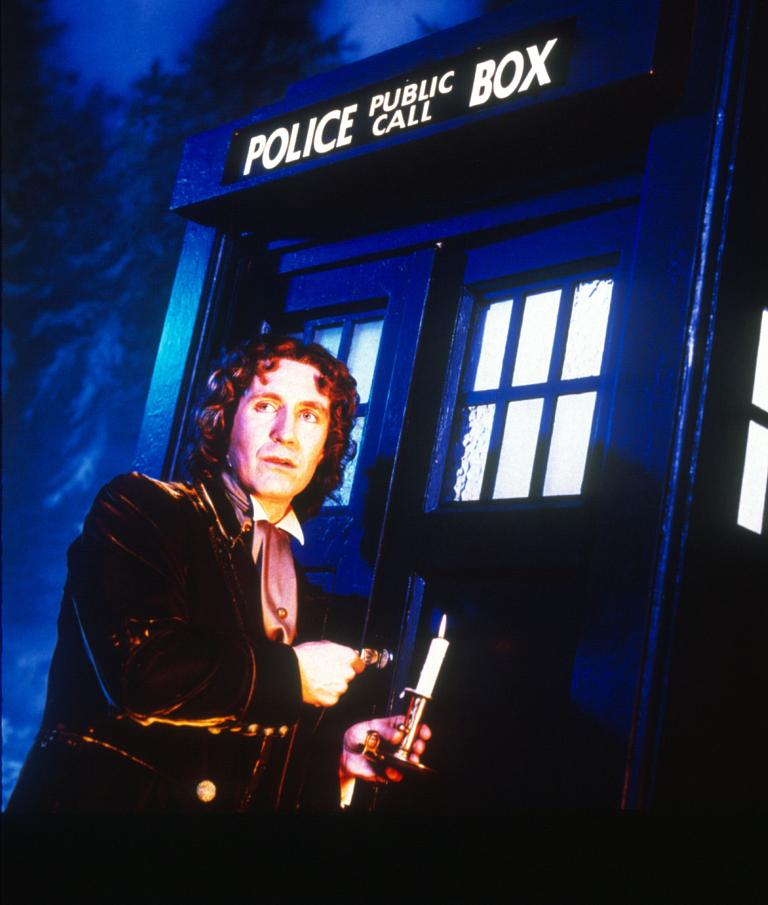 Doctor Who - The Movie - The Enemy Within (1996)