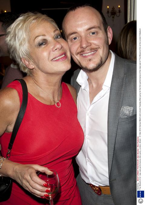Denise Welch And Lincoln Townley