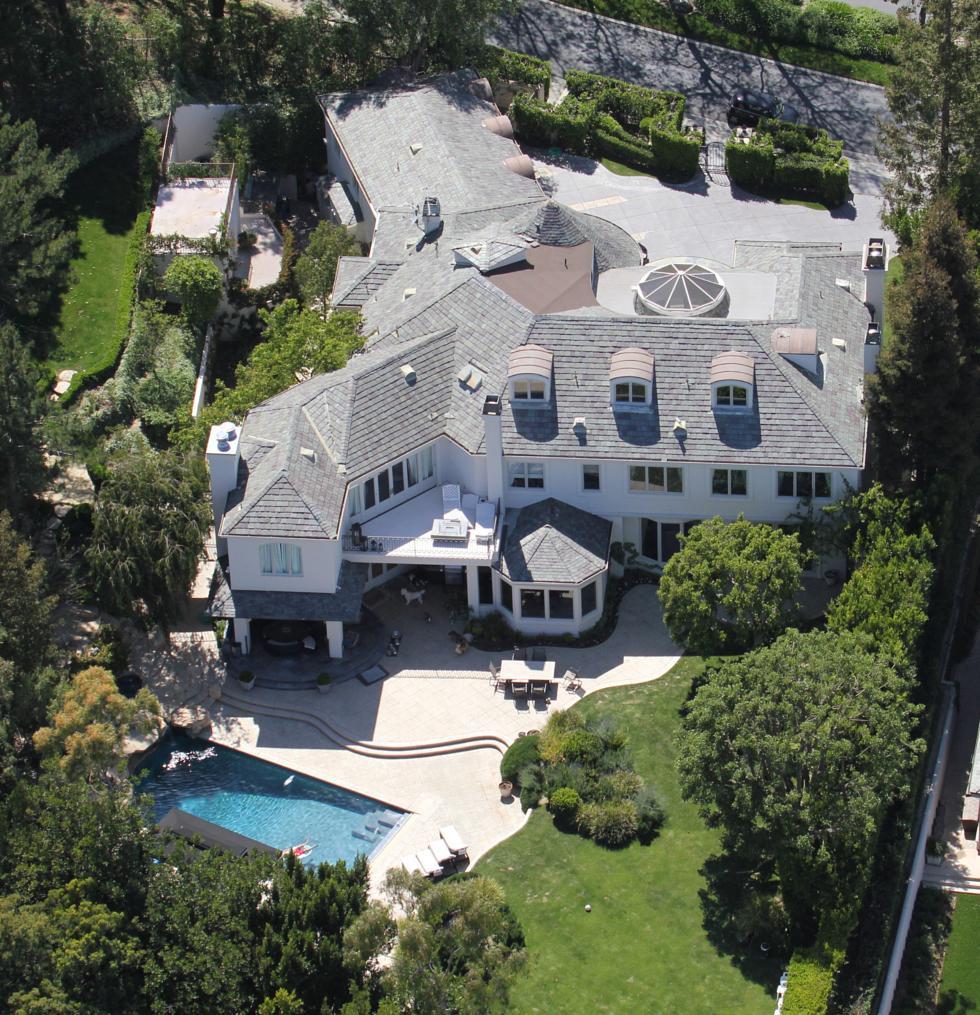 Robin Williams Houses