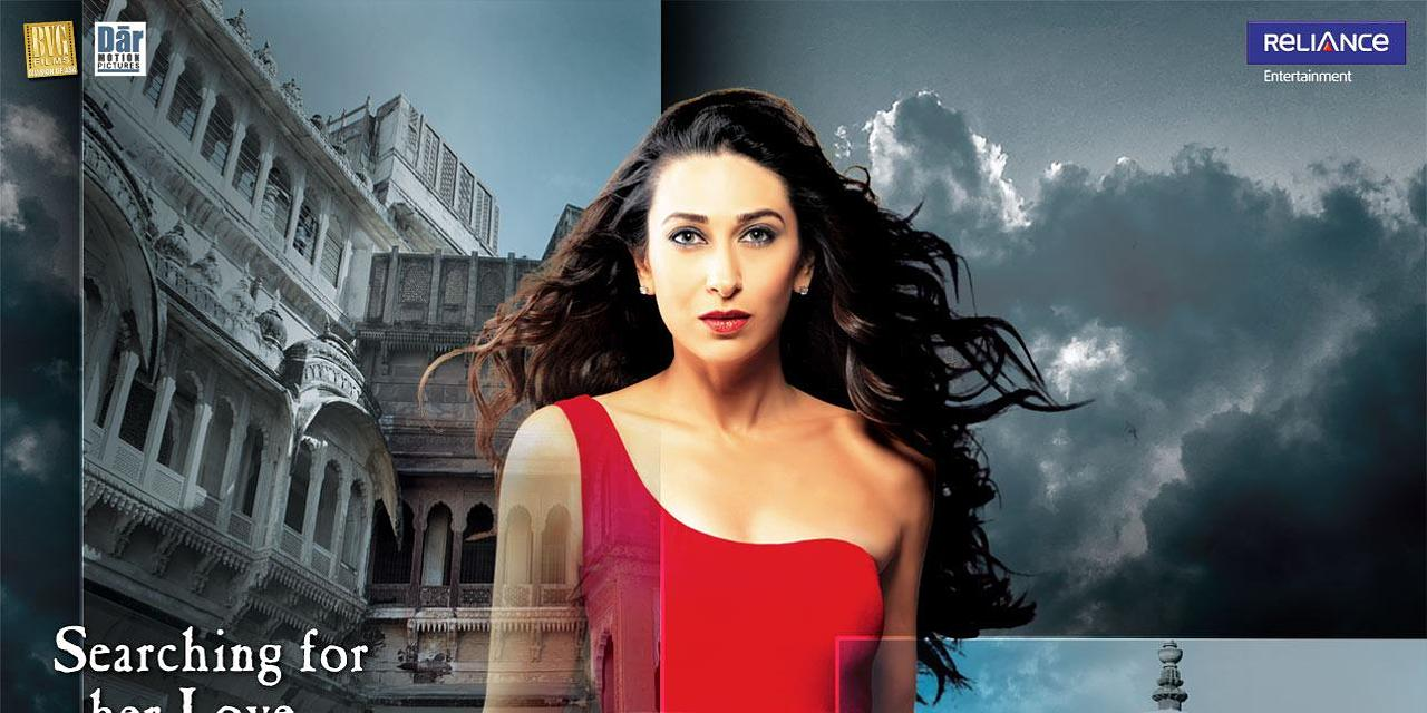 Karisma Kapoor: 'Dangerous Ishq' is first female-centric ...