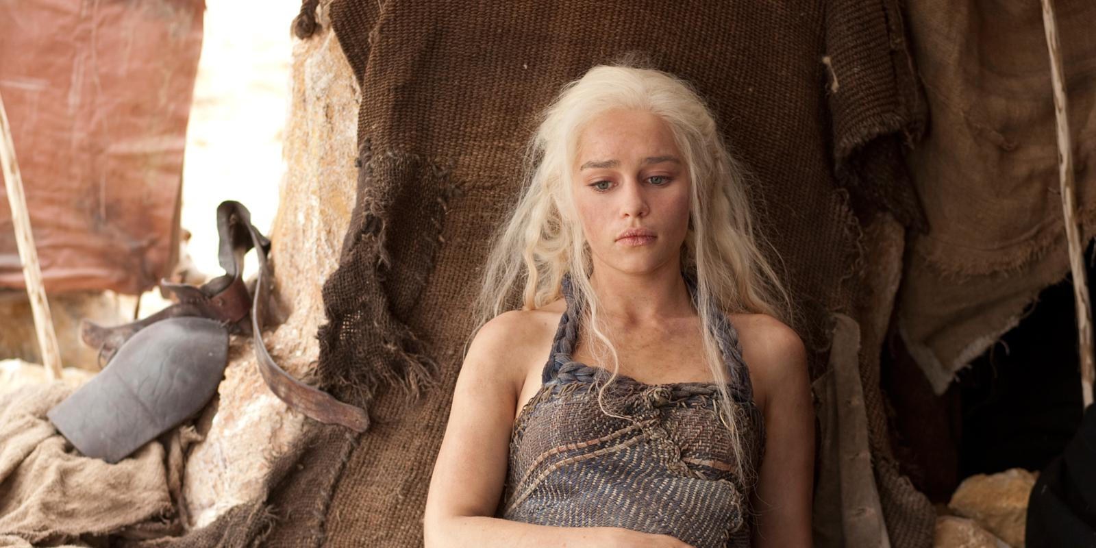 The Game of Thrones Nude Scene Emilia Clarke Had Been ...