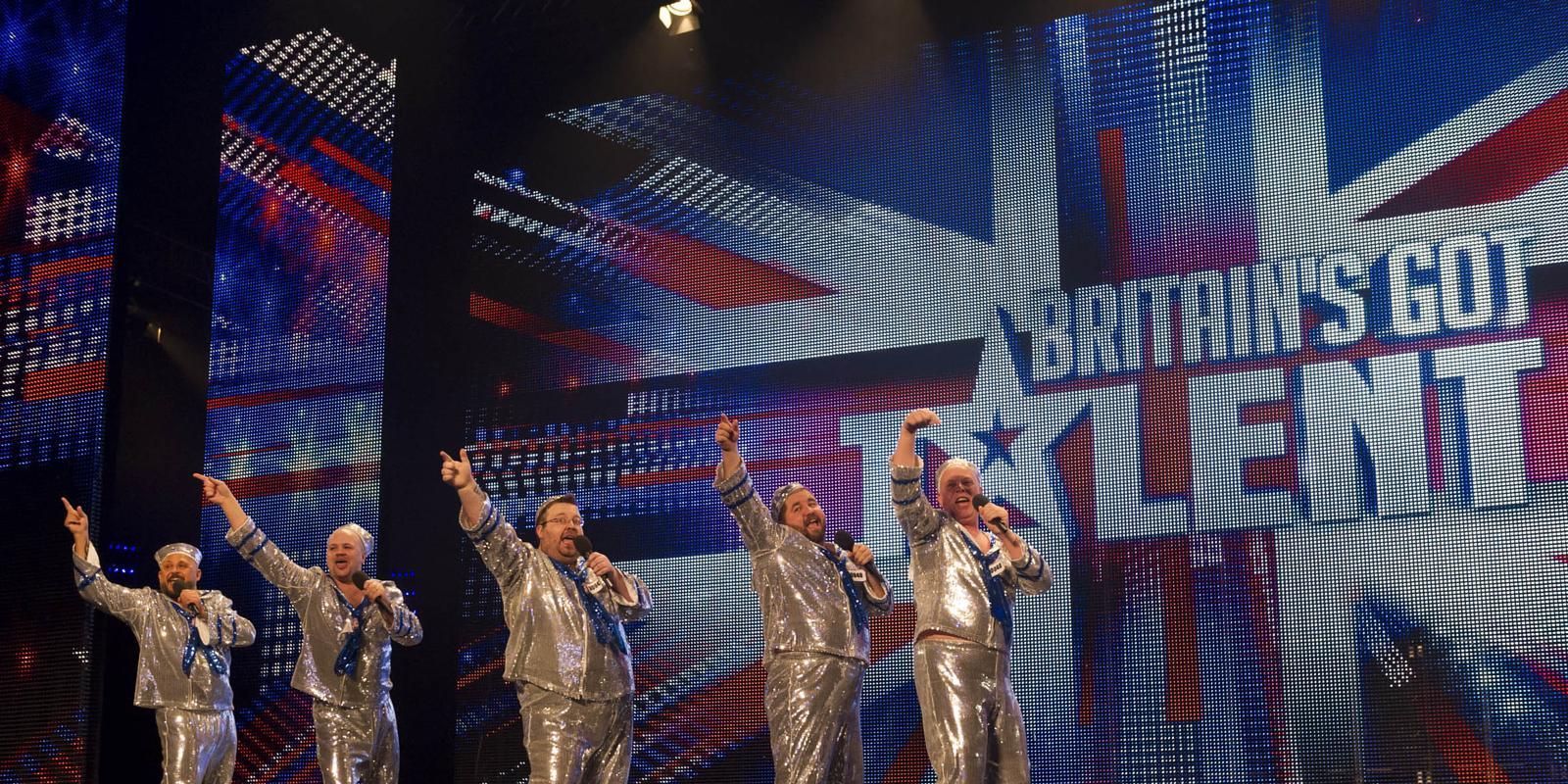 britains got talent review
