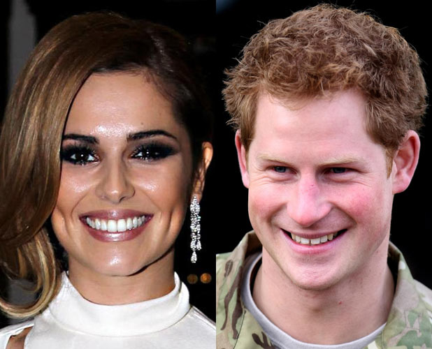 cheryl cole and prince harry dating