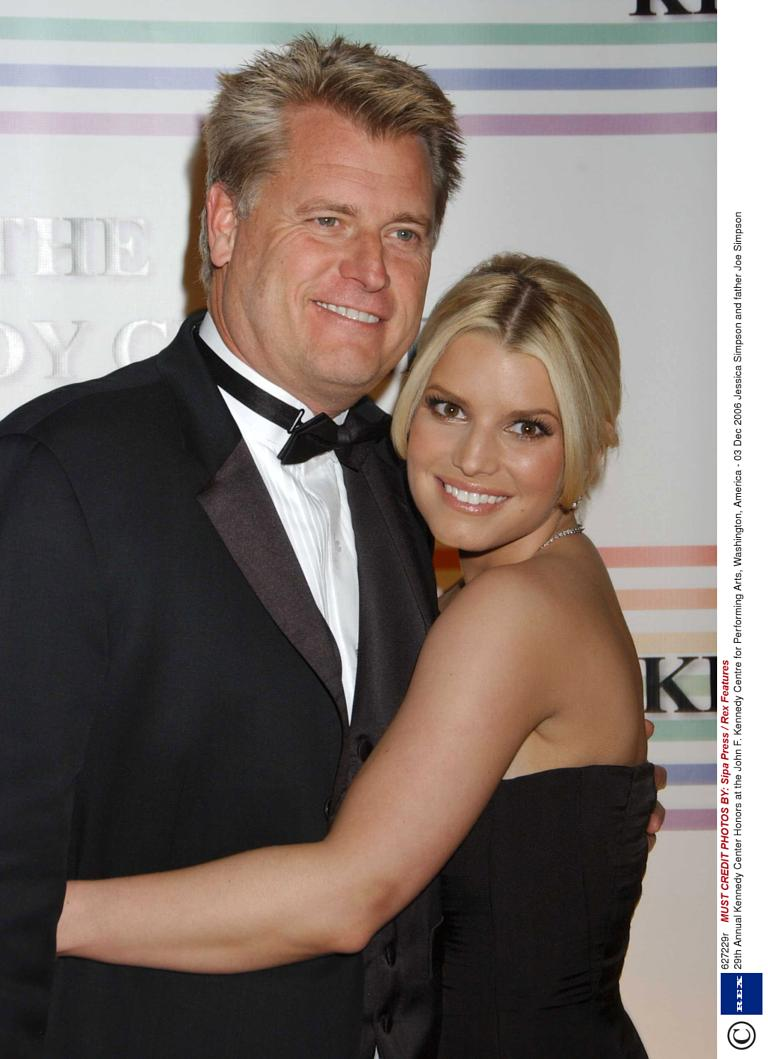 jessica simpson's dad joe comes out as gay?