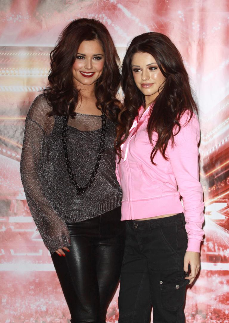 Cher Lloyd congratulates former mentor Cheryl Cole on her marriage