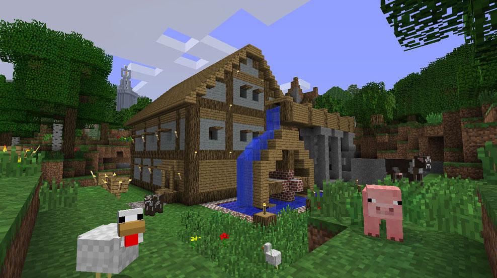 Minecraft Xbox 360 update to add trading