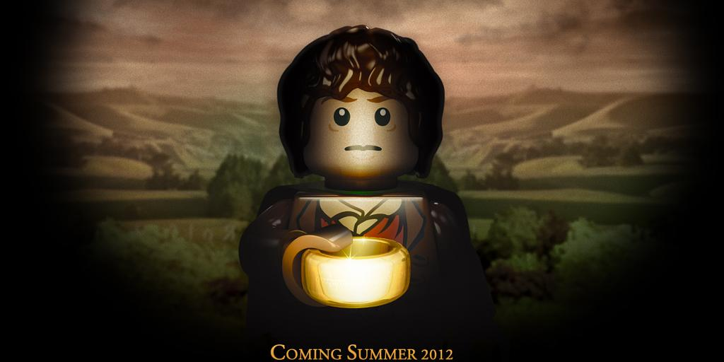 LEGO Lord Of The Rings Review Xbox 360 A Huge Faithful World