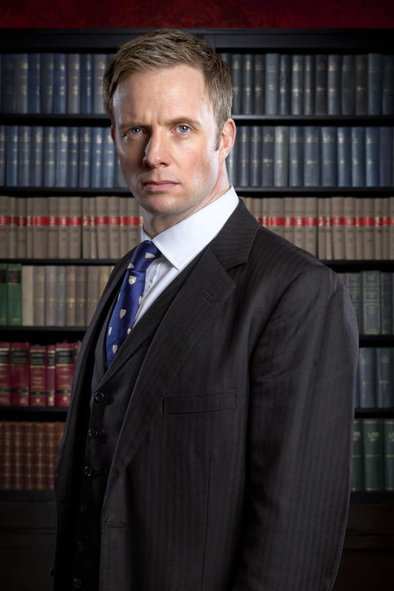 Rupert Penry-Jones quits Spooks