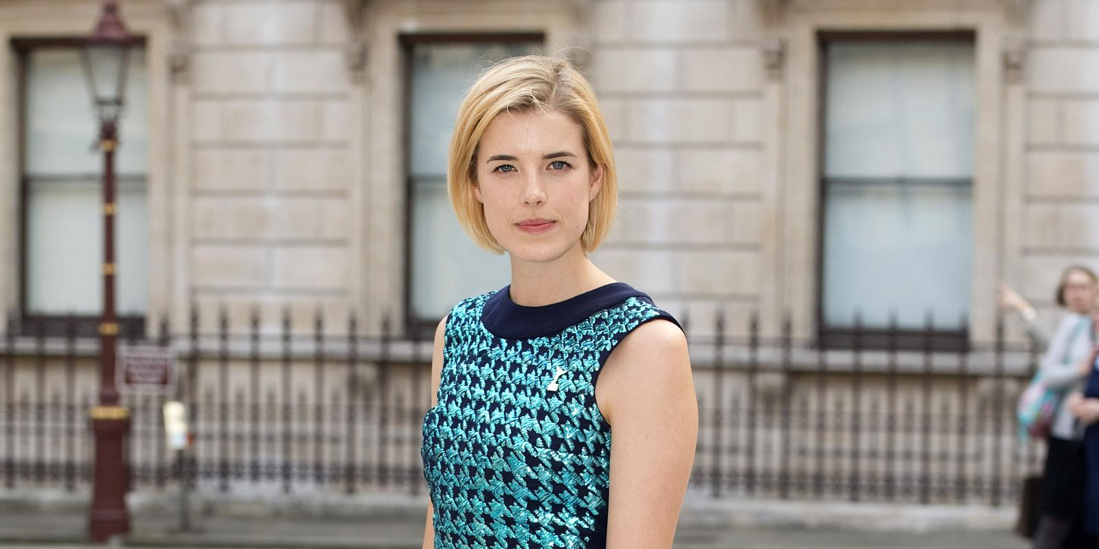 foto Agyness Deyn opens up about surprise marriage and Scientology rumours