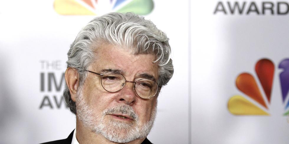 George Lucas 2012