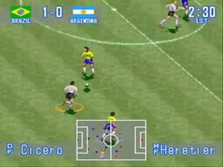 'International Superstar Soccer' ...