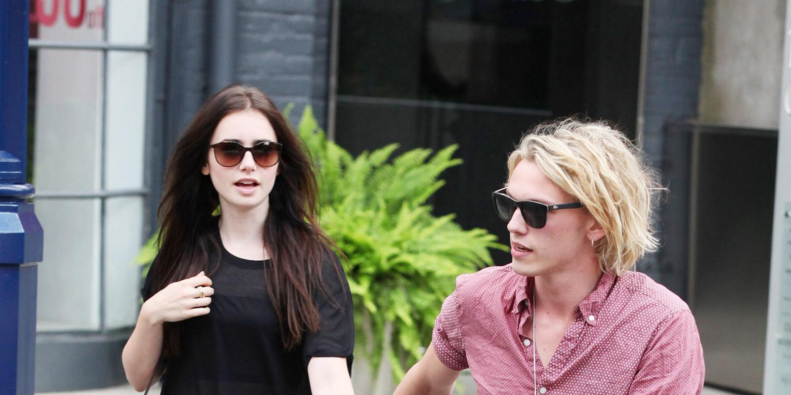 Jamie campbell bower dating now