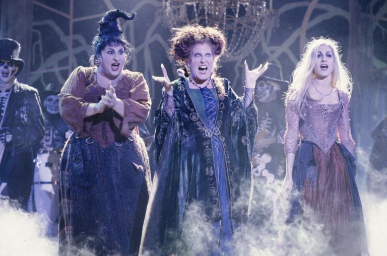 Afbeeldingsresultaat voor hocus pocus movie