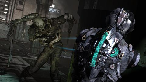 Original Dead Space Featured Co Op At End Of Development