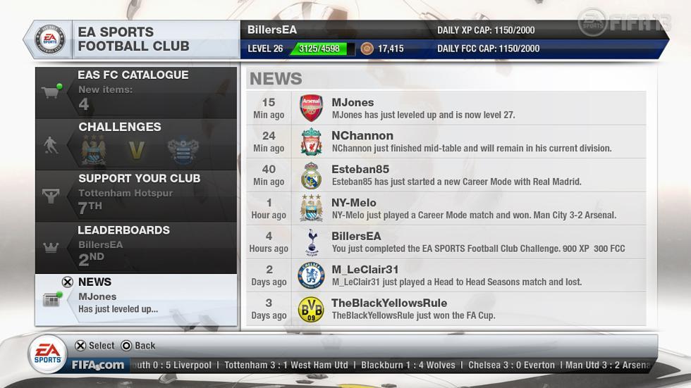 gaming fifa 13 screenshots rh digitalspy com PlayStation 4 FIFA EA Sports Hunter FIFA 17 EA Sports