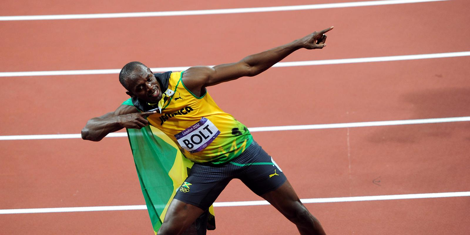 Usain Bolt's 100m Olympic record watched by 20 million ...