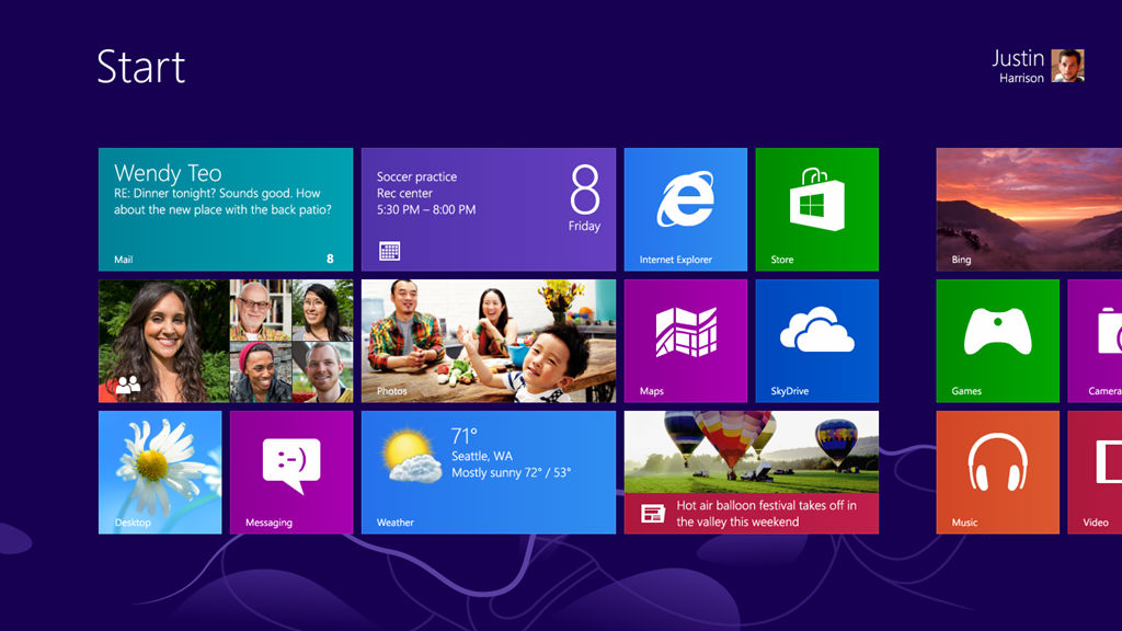 Windows 8 formally unveiled by Microsoft