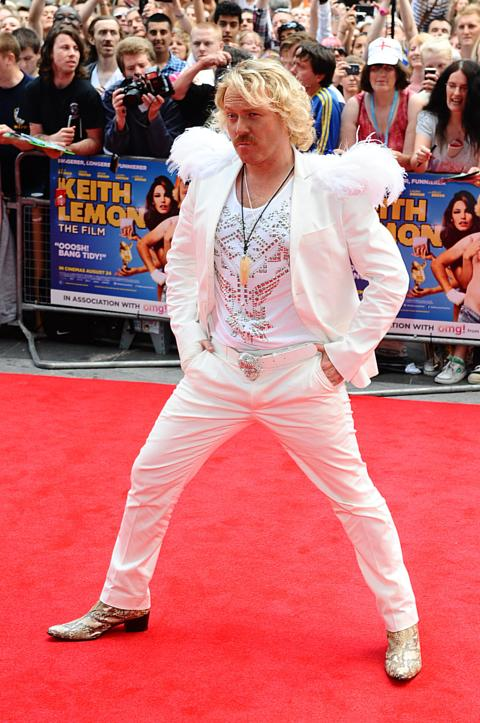 Movies: Keith Lemon: The Film premiere pictures