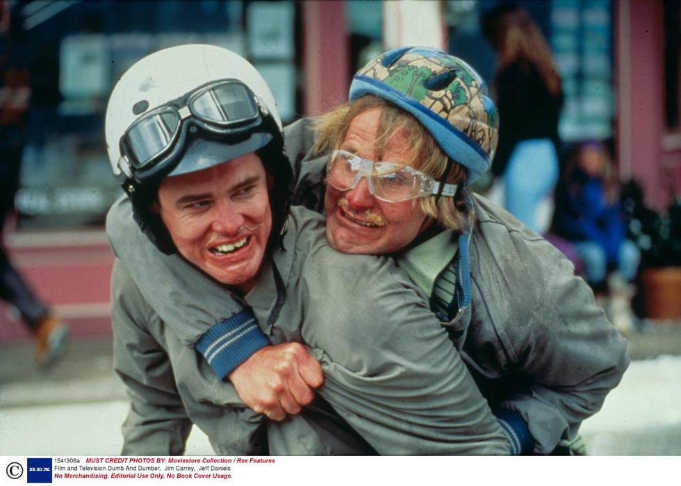 Movies: Dumb and Dumber stills