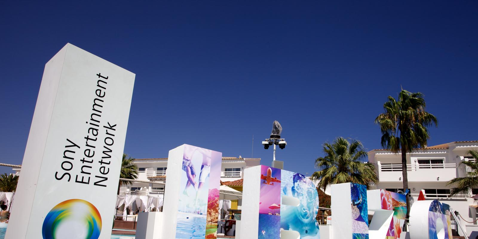 "Sony Entertainment Network installs ""tech Mecca"" in Ibiza"