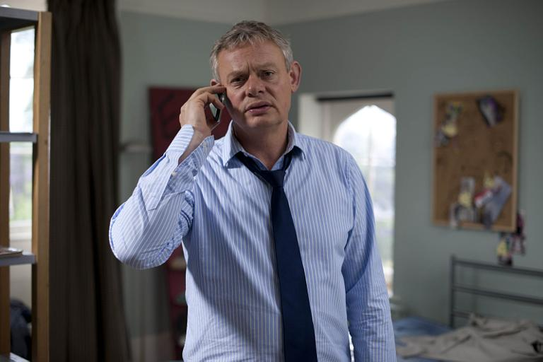 Martin Clunes to play ex-MI6 agent on \'Strike Back\'