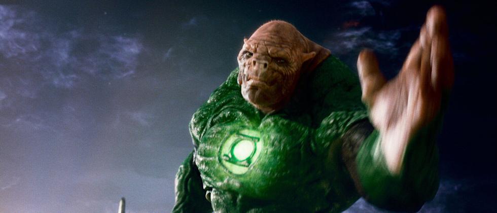 Michael Clarke Duncan Green Lantern