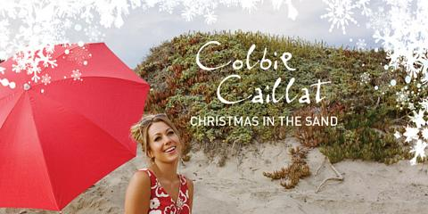 colbie caillat announces holiday album christmas in the sand - Colbie Caillat Christmas