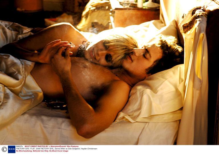 Hayden christensen sex scene
