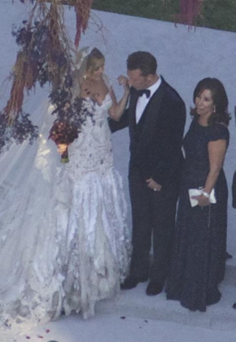 Holly Valance And Nick Candy The Wedding Of At A Secret