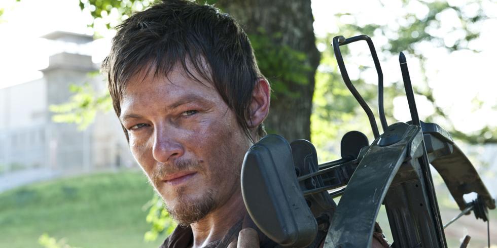 Norman Reedus Walking Dead Qa Season Three Blows Last Year Away