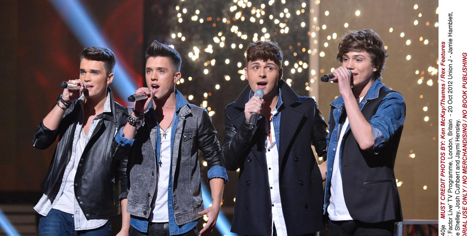 Louis Walsh Simon Cowell Knows Union J Are Threat To One Direction