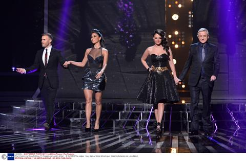 The X Factor Results Show The Judges